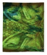 The Sage Fleece Blanket