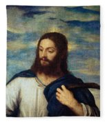 The Savior Fleece Blanket