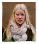 The Scandinavian Fleece Blanket