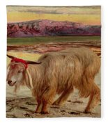 The Scapegoat Fleece Blanket