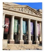 The Schermerhorn Symphony Center Fleece Blanket