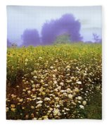The Secret Garden Fleece Blanket
