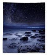 The Sense Of Existence Fleece Blanket