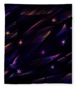 The Seven Stars Fleece Blanket