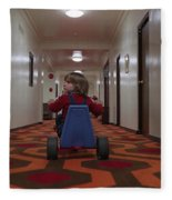 The Shining Fleece Blanket