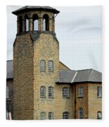 The Silk Mill - Derby Fleece Blanket