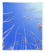The Sky's The Limit Fleece Blanket