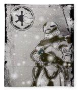 The Snowtrooper Fleece Blanket