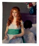 The Song Fleece Blanket