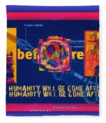 The Soul Of Humanity Will Be Gone After The Dark Fleece Blanket