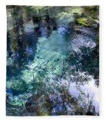 The Springs Fleece Blanket