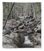 The Stoney Way Fleece Blanket