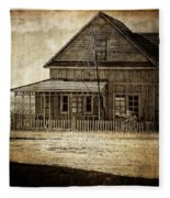 The Stories This House Holds Fleece Blanket