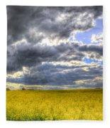 The Storms Approach  Fleece Blanket
