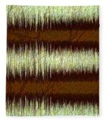 11094 The Strangler's Something Better Change With Title Fleece Blanket