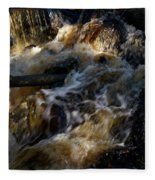 The Stream 1 Fleece Blanket