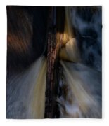 The Stream 2 Fleece Blanket