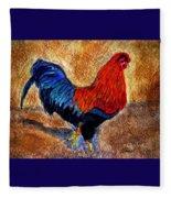 The Strut Fleece Blanket