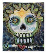 The Sun Still Shines For Our Hearts Fleece Blanket