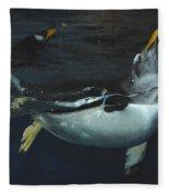 The Swim Fleece Blanket
