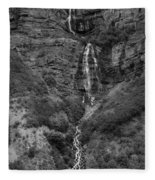 The Tall Fall Fleece Blanket