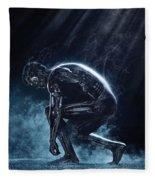 The Terminator 1984 Fleece Blanket