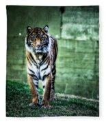 The Tigress Fleece Blanket