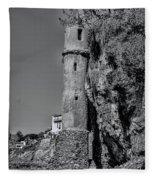 The Tower Fleece Blanket