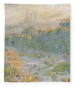 The Tuileries Fleece Blanket