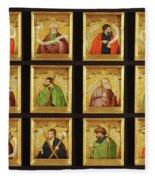 The Twelve Apostles Fleece Blanket