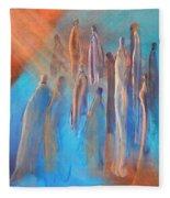 The Twelve Fleece Blanket