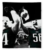 The Under Dogs Philadelphia Eagles Fleece Blanket