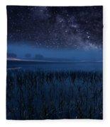 The Universe Fleece Blanket