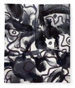 The Veritable Aspects Of Uli Arts #223 Fleece Blanket