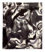 The Veritable Aspects Of Uli Arts #236 Fleece Blanket