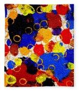 The Veritable Aspects Of Uli Arts #323 Fleece Blanket