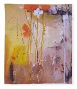 The Wallflowers Fleece Blanket
