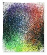 The Warriors Of The Rainbow #704 Fleece Blanket