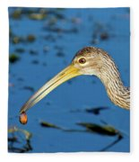 The Water's Edge Seafood Cafe Fleece Blanket