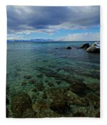 The Waters Edge Fleece Blanket