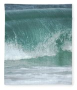 The Wave De Fleece Blanket