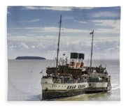 The Waverley 2 Fleece Blanket