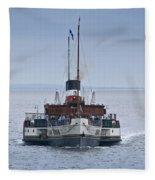 The Waverley Approaches Fleece Blanket