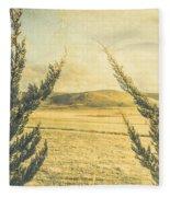 The Wayback Meadow Fleece Blanket
