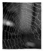 The Web Fleece Blanket