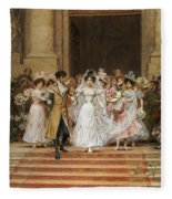 The Wedding Fleece Blanket