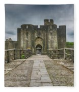 The West Gatehouse 2 Fleece Blanket
