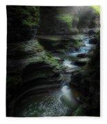 The Whirlpool Fleece Blanket