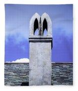 The White Chimney Fleece Blanket