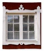 The Window 3 Fleece Blanket